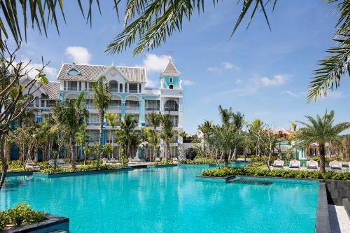 Trại hè 5 sao cho bé trong resort sang chảnh bậc nhất ở Phú Quốc