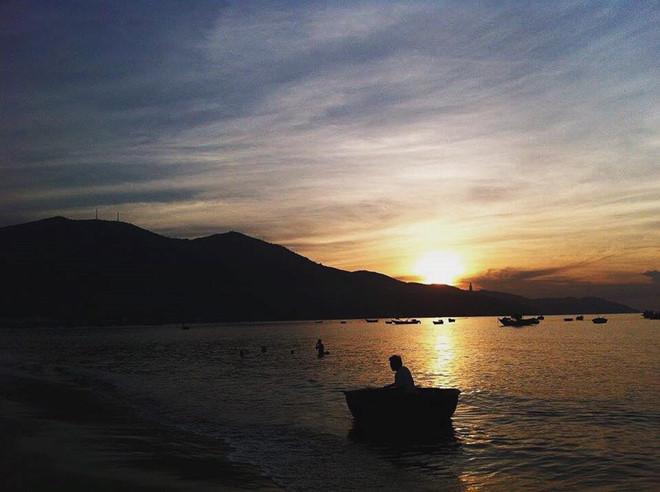 Đón ánh bình minh ở chợ cá Đà Nẵng