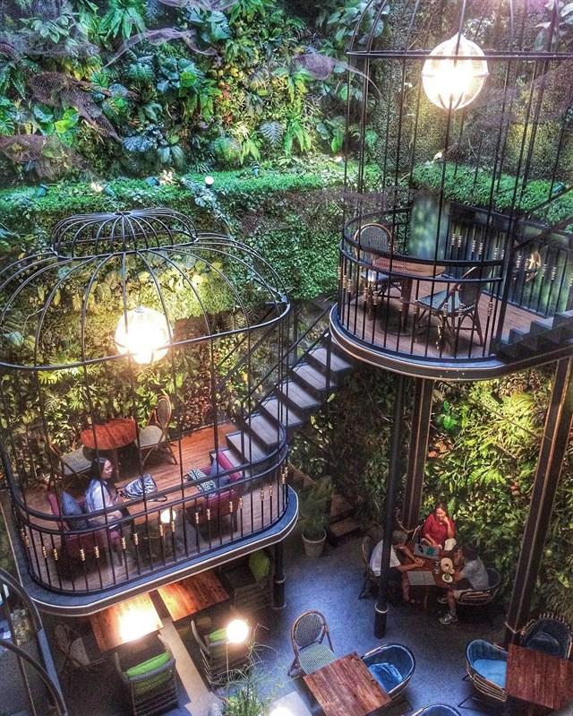 """Check-in 5 quán """"cà phê cổ tích"""" tuyệt đẹp ngồi hoài không chán ở Sài Gòn"""