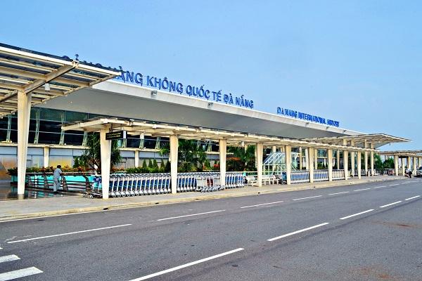 San bay Da Nang